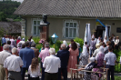 Святкування 50-річчя музею Володимира Гнатюка у с.Велеснів.1
